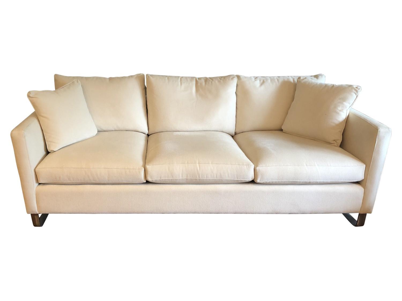 Maurice Villency Modern Sofa The