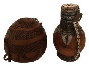 African Vessels, Pair