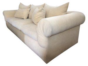 "Kreiss 96"" Roll Arm Sofa"