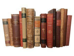 Collection of Circa Books