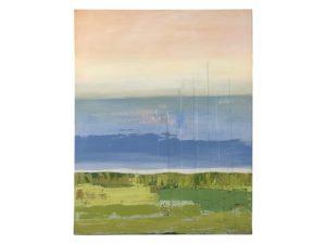 """Abstract Painting """"Coastal"""""""