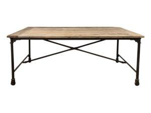 72″ Restoration Hardware Flatiron Table