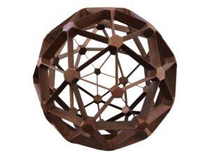 Lattice Sphere from Bungalow, Westport
