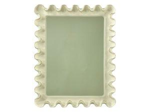 Carver's Guild Wave Moderne Mirror