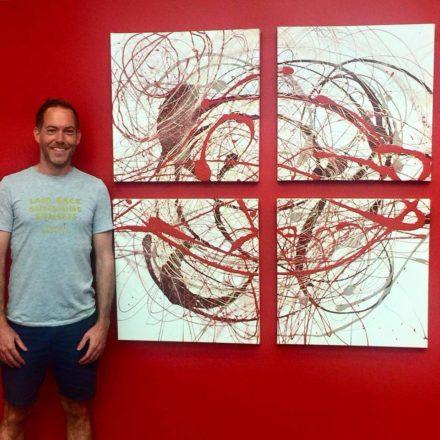 Serenity and Motion: Musician, Artist and Designer Joseph Dermody
