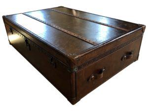 Restoration Hardware Trunk Coffee Table