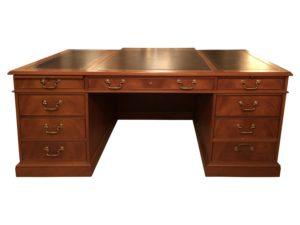Baker Partner's Desk