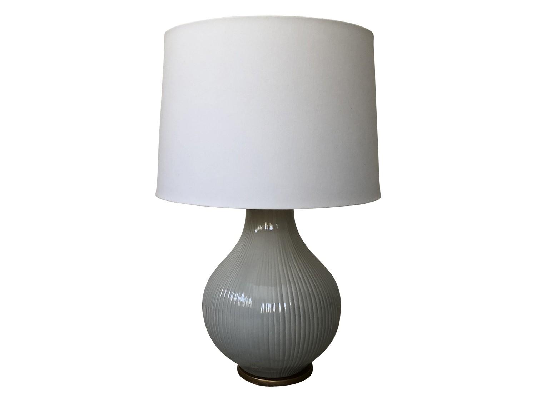 Barbara Cosgrove Ribbed Table Lamp