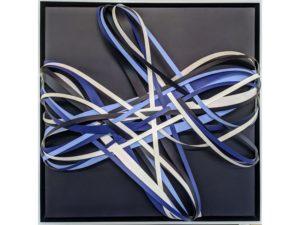 """""""Counterpoint"""" Melamine Sculpture by Joseph Dermody"""