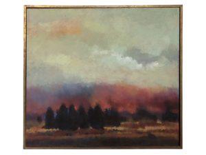 """Maisma"" Oil on Canvas by Bill Elliott"