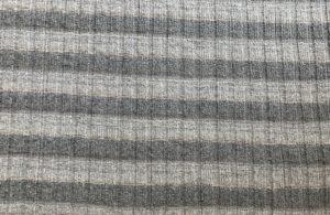 Custom Hand-Made Wool Stripe Runner