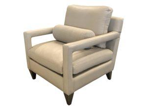 Lazar Capriata Leather Chair