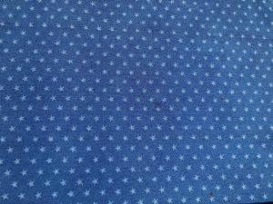 9 x 14 Stark Blue Star Rug