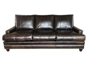 Ferguson Copeland Leather Sofa