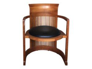 Frank Lloyd Wright Taliesin Barrel Chair