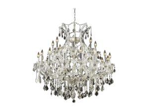 """Elegant Lighting"" Maria Theresa Chandelier"