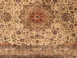5 x 7 Chinese Silk Rug