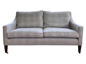 George Smith Two Seat Cushion Sofa