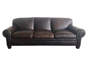 Ralph Lauren Leather Sofa