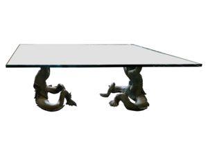 John Rosselli Cocktail Table