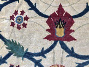 "15 x 18 John Kurtz New Moon Custom Rug ""Persia"" in Aria"