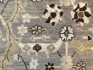 6 x 10 Michaelian & Kohlberg Custom Wool Handwoven Rug