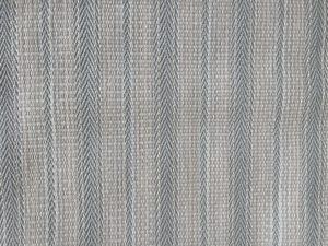 10 x 13 Blue & Cream Herringbone Area Rug