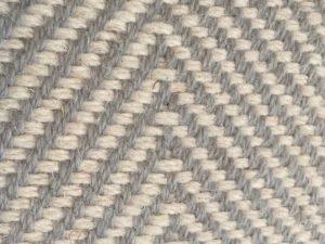 12 x 21 Dash & Albert Batiste Custom Sky Woven Wool Rug